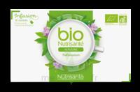 Nutrisanté Infusions Bio Tisane Verveine 20 Sachets à MONTPELLIER
