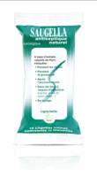 SAUGELLA ANTISEPTIQUE Lingette hygiène intime Paquet/15 à MONTPELLIER