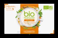 Nutrisanté Infusions Bio Tisane Digestion 20 Sachets à MONTPELLIER