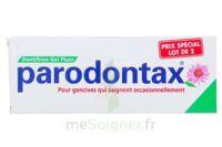 PARODONTAX DENTIFRICE GEL FLUOR 75ML x2 à MONTPELLIER