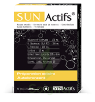 Synactifs Sunactifs Gélules B/30 à MONTPELLIER