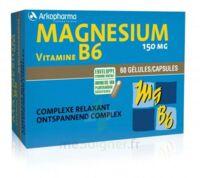 Arkovital Magnésium Vitamine B6 Gélules B/60 à MONTPELLIER