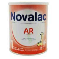 NOVALAC AR 0-6 MOIS Lait en poudre antirégurgitation B/800g à MONTPELLIER
