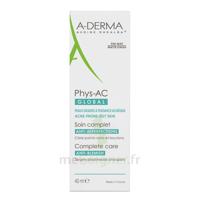 Aderma Phys'ac Global Soin Imperfection Sévères 40ml à MONTPELLIER