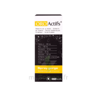 Synactifs Oroactifs Solution buccale Fl pulv/15ml à MONTPELLIER
