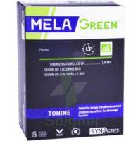 Synactifs Melagreen  Bio Gélules B/15 à MONTPELLIER