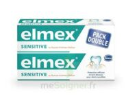 ELMEX SENSITIVE DENTIFRICE, tube 75 ml, pack 2 à MONTPELLIER