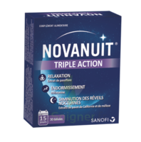 NOVANUIT Triple action Gélules B/30 à MONTPELLIER