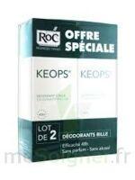 KEOPS DEODORANT BILLE PEAUX FRAGILES lot de 2 à MONTPELLIER