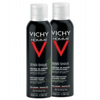 VICHY mousse à raser peau sensible LOT à MONTPELLIER