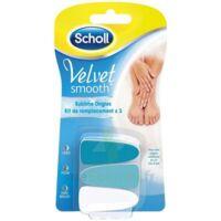 Scholl Velvet Smooth Ongles Sublimes kit de remplacement à MONTPELLIER