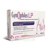 Gynophilus Lp Comprimés Vaginaux B/6 à MONTPELLIER