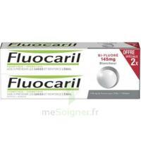 Fluocaril Bi-Fluoré 145 mg Pâte dentifrice blancheur 2*75ml à MONTPELLIER