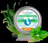 Puressentiel Respiratoire Gommes Menthe-Eucalyptus Respiratoire - 45 g à MONTPELLIER