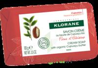 Klorane Savon crème au beurre de cupuaçu et à la fleur d'hibiscus à MONTPELLIER