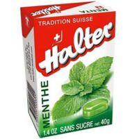 HALTER Bonbons sans sucre menthe à MONTPELLIER