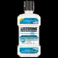 Listerine Professionnel Bain bouche traitement sensibilité 500ml à MONTPELLIER