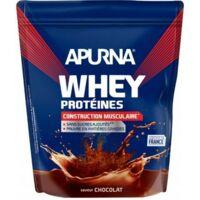 Apurna Whey Proteines Poudre Chocolat 750g à MONTPELLIER