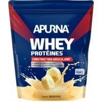 Apurna Whey Proteines Poudre Banane 750g à MONTPELLIER