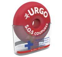 Urgo SOS Bande coupures 2,5cmx3m à MONTPELLIER