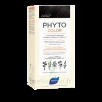 Phytocolor Kit coloration permanente 3 Châtain foncé à MONTPELLIER