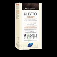 Phytocolor Kit coloration permanente 4.77 Châtain marron profond à MONTPELLIER