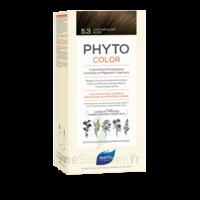 Phytocolor Kit coloration permanente 5.3 Châtain clair doré à MONTPELLIER