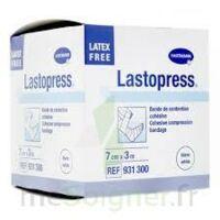 Lastopress® bande de compression cohésive 7 cm x 3 mètres - coloris blanc à MONTPELLIER