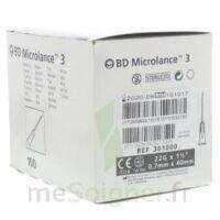 BD MICROLANCE 3, G22 1 1/2, 0,7 m x 40 mm, noir  à MONTPELLIER