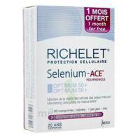Richelet Selenium ACE Optimum 50+ Comprimés B/90+30 à MONTPELLIER