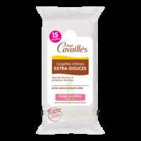 Rogé Cavaillès Intime Lingette extra douce Pochette/15 à MONTPELLIER