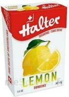 Halter sans sucre Bonbon citron B/40g à MONTPELLIER