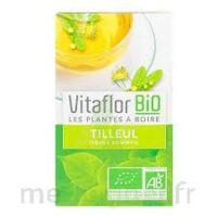 Vitaflor - Bio Tisane Tilleul 18 Sachets à MONTPELLIER