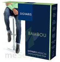 Sigvaris Bambou 2 Chaussette homme noir L médium à MONTPELLIER