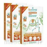 Puressentiel Articulations et Muscles Patch chauffant 14 huiles essentielles lot de 3 à MONTPELLIER