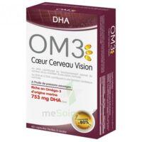 OM3 DHA Coeur Cerveau Vision Caps B/60 à MONTPELLIER