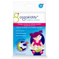 Orgakiddy Protège-cuvette toilettes XL Pochette/10 à MONTPELLIER