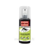 Cinq sur Cinq Zones Tempérées Lotion anti-moustique 100ml à MONTPELLIER