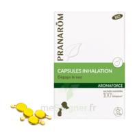 Aromaforce Caps inhalation bio B/15 à MONTPELLIER