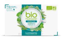Nutrisanté Infusions Bio Respiratoire 20 Sachets à MONTPELLIER