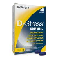D-STRESS Sommeil Comprimés B/40 à MONTPELLIER