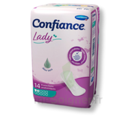 Confiance Lady Protection anatomique incontinence 2 gouttes Sachet/14 à MONTPELLIER