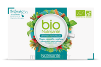 Nutrisanté Infusions Bio Tisane Défenses Naturelles 20 Sachets à MONTPELLIER