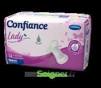 Confiance Lady Protection anatomique incontinence 4 gouttes Sachet/14 à MONTPELLIER