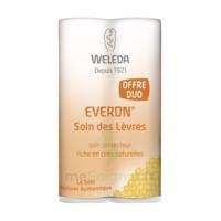 Weleda Duo Soin des Lèvres Everon® 9,6ml à MONTPELLIER
