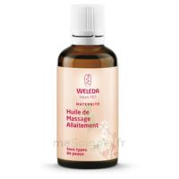 Weleda Huile de Massage Allaitement 50ml à MONTPELLIER