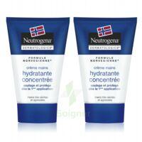 Neutrogena Crème mains hydratante concentrée 2T/50ml à MONTPELLIER