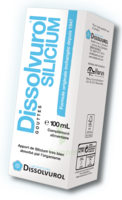 Dissolvurol Silicium Solution Buvable En Gouttes Fl/100ml à MONTPELLIER
